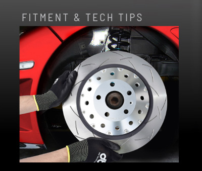 Performance brake disc rotors and brake pads | Disc Brakes
