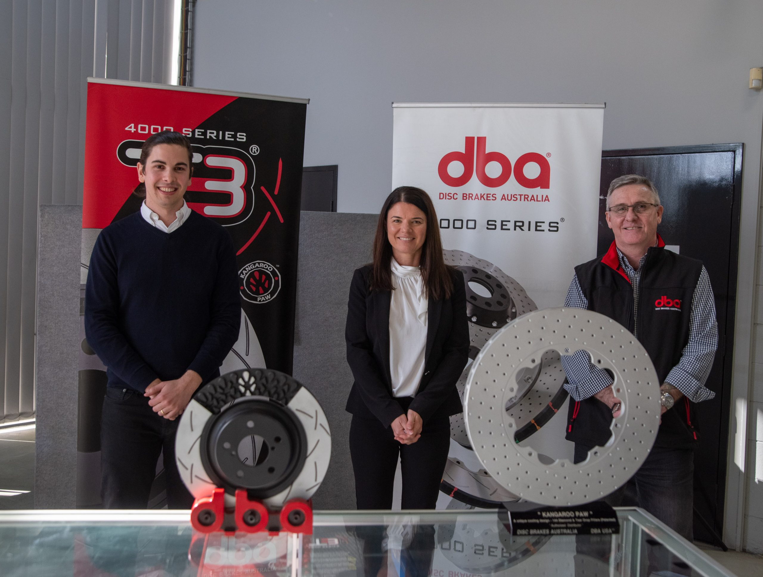 DBA REGOCNISED FOR DRIVING AUTOMOTIVE INNOVATION